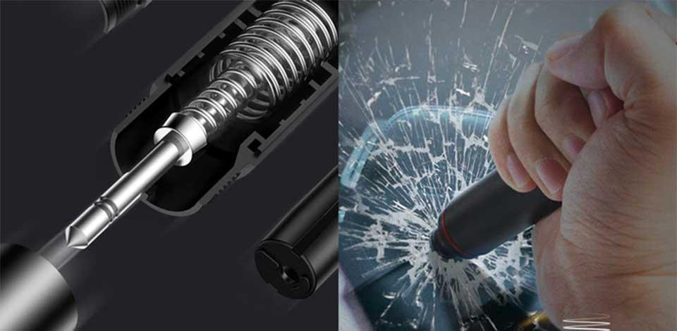 LifeSpring Glass Breaker Tool