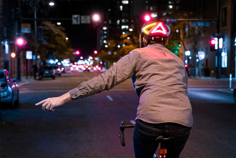Lumos Smart LED Bike Helmet