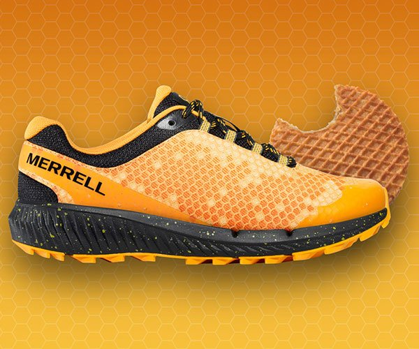 Merrell x Honey Stinger Shoes