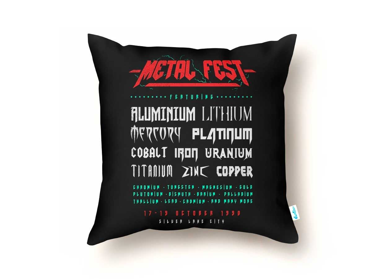 Metal Fest Blankets and More