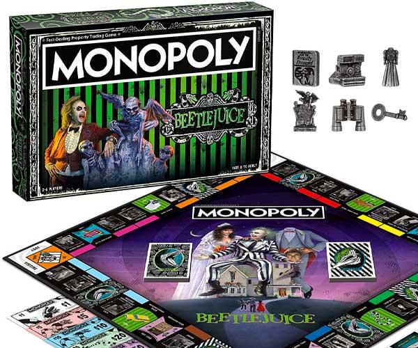 Monopoly: Beetlejuice Edition