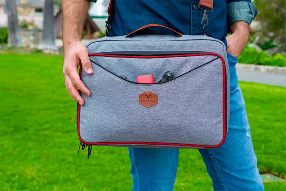 Moose Designs Workstation Bag