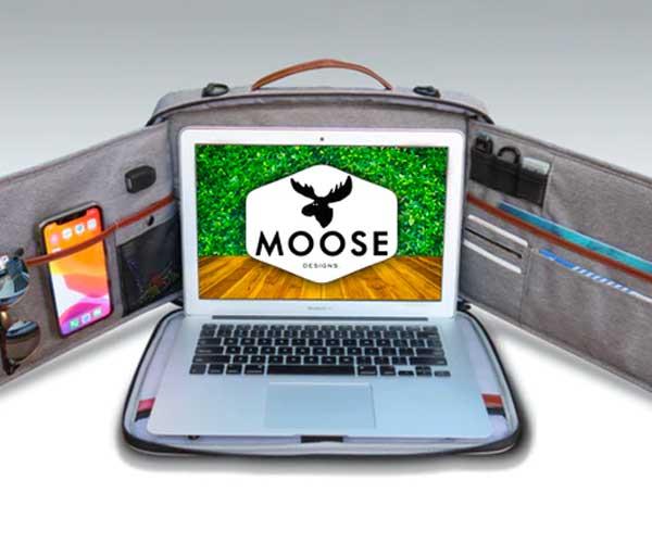 Moose Designs Workstation Bag