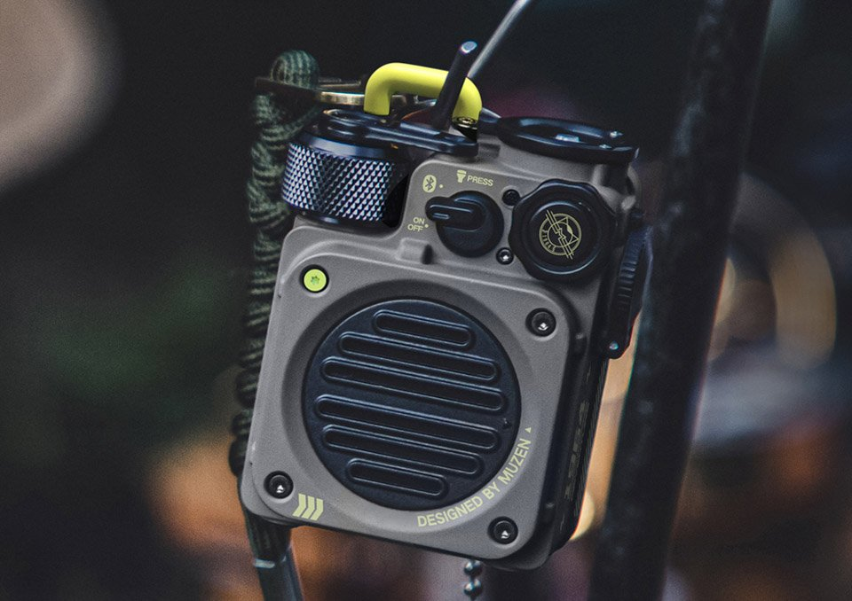 Muzen Wild Mini Speaker
