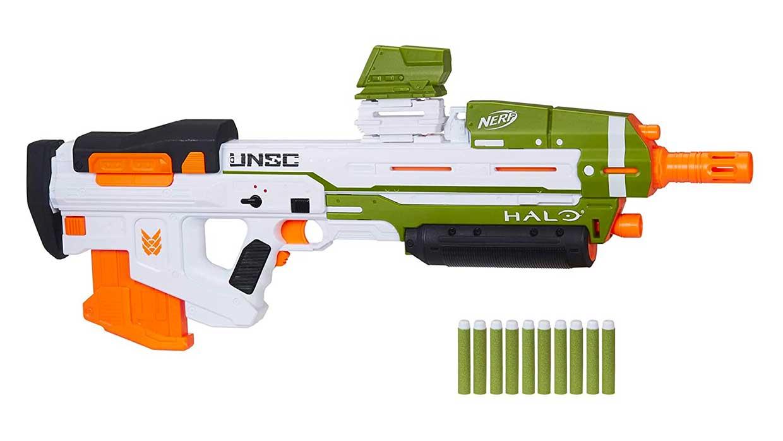 NERF Halo Infinite MA40