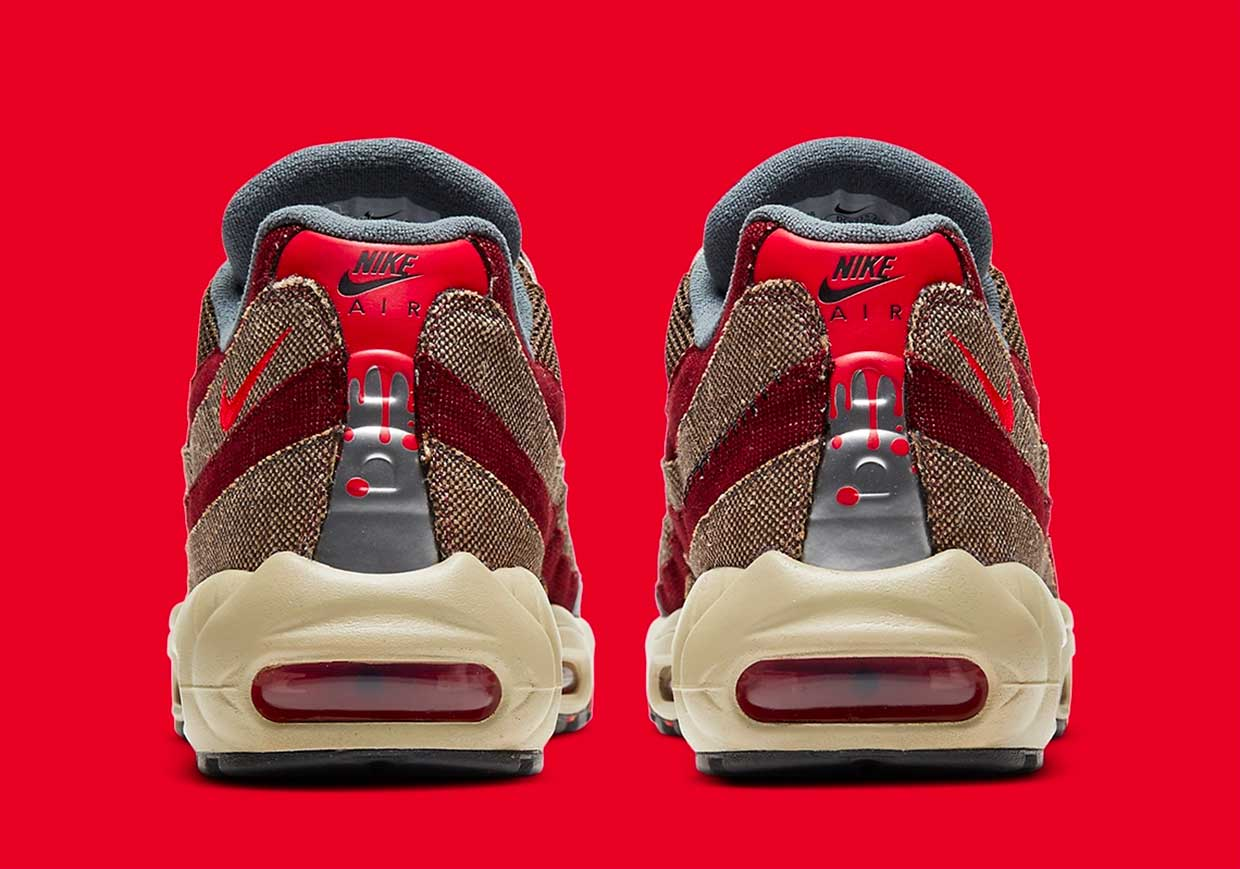 Nike Air Max 95 Freddy Krueger