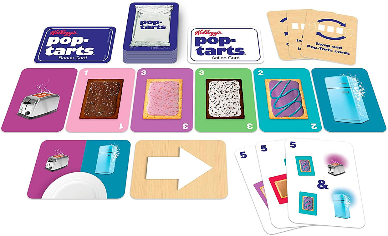 Pop-Tarts Card Game