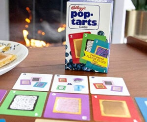 Pop-Tarts Card Game