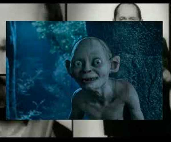 Scatman Gollum