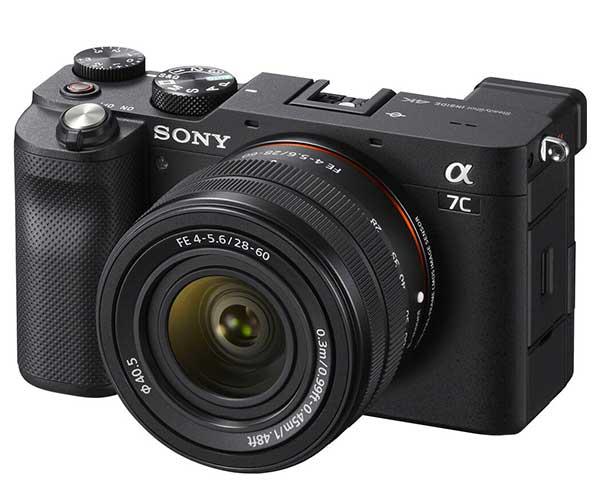 Sony α7C Full-frame Camera