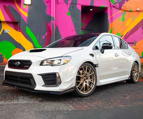 Win This Rare 2019 Subaru STI S209