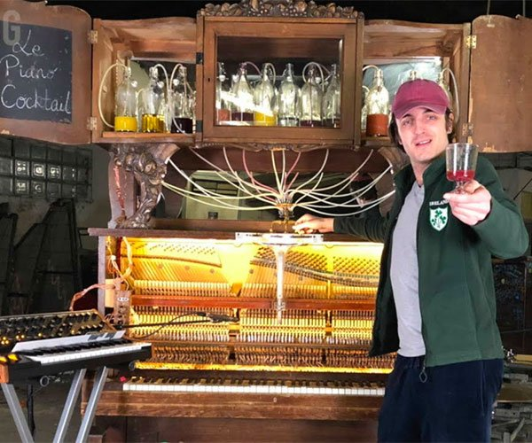 The Cocktail Piano