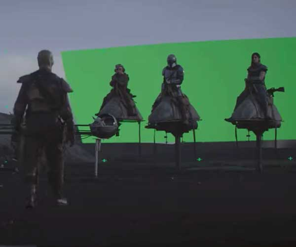 The Mandalorian S1 VFX Breakdown