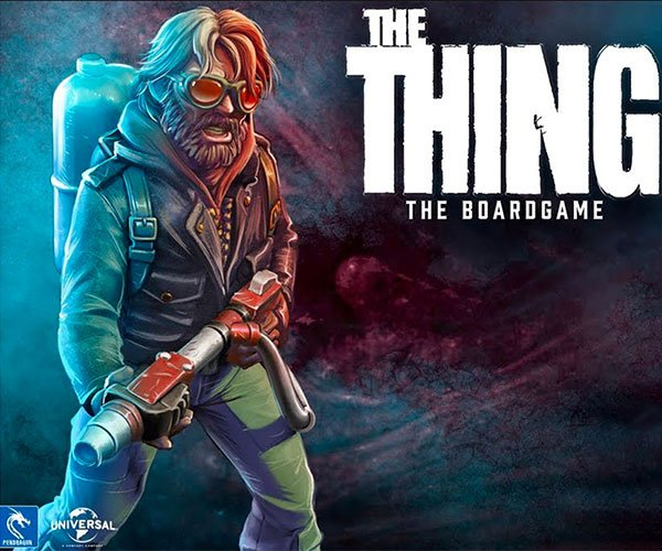 The Thing: The Board Game