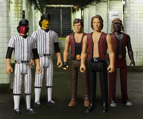 The Warriors Action Figures