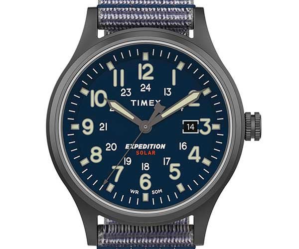 Timex Expedition Scout Solar