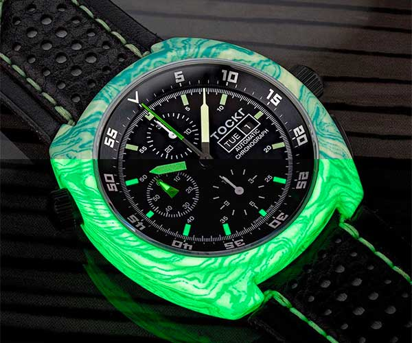 Lume Air Defender Chronograph