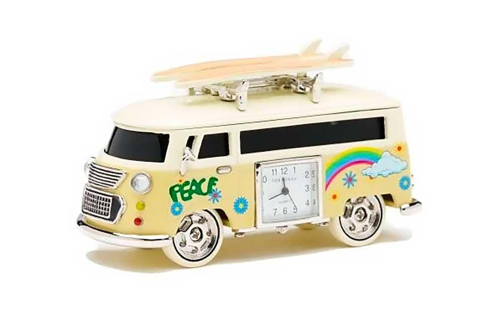 Surf Van Mini Clock