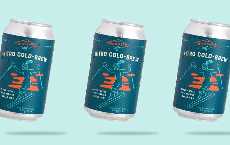 Wild Barn Nitro Cold Brew