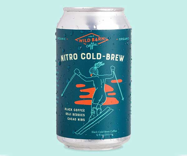Wild Barn Nitro Cold Brew