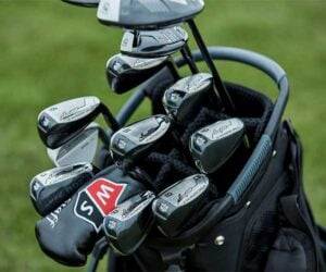 Wilson Launch Pad Graphite Irons