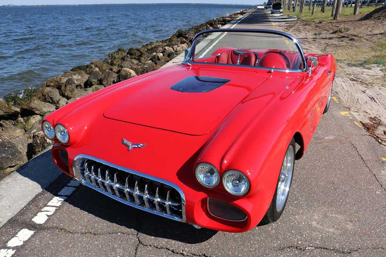 Win a Corvette C8 + 1962 'Vette