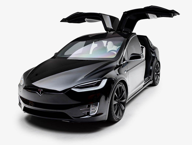 Win a Loaded 2020 Tesla Model X