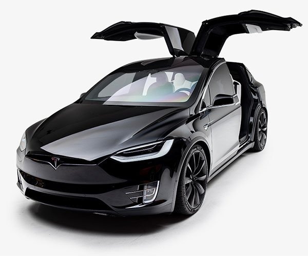 Win a Loaded 2020 Tesla Model X