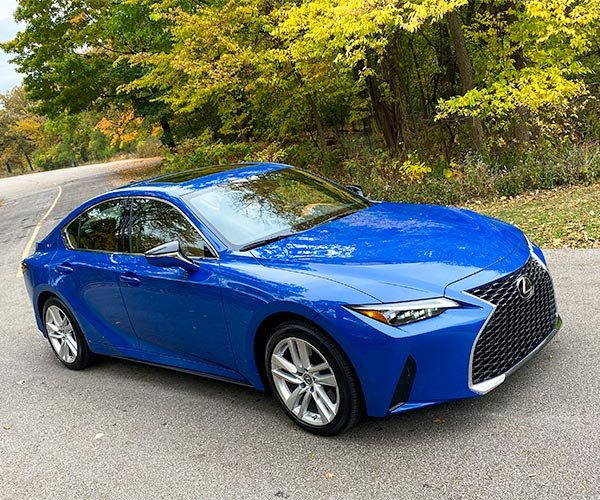 Driven: 2021 Lexus IS 300