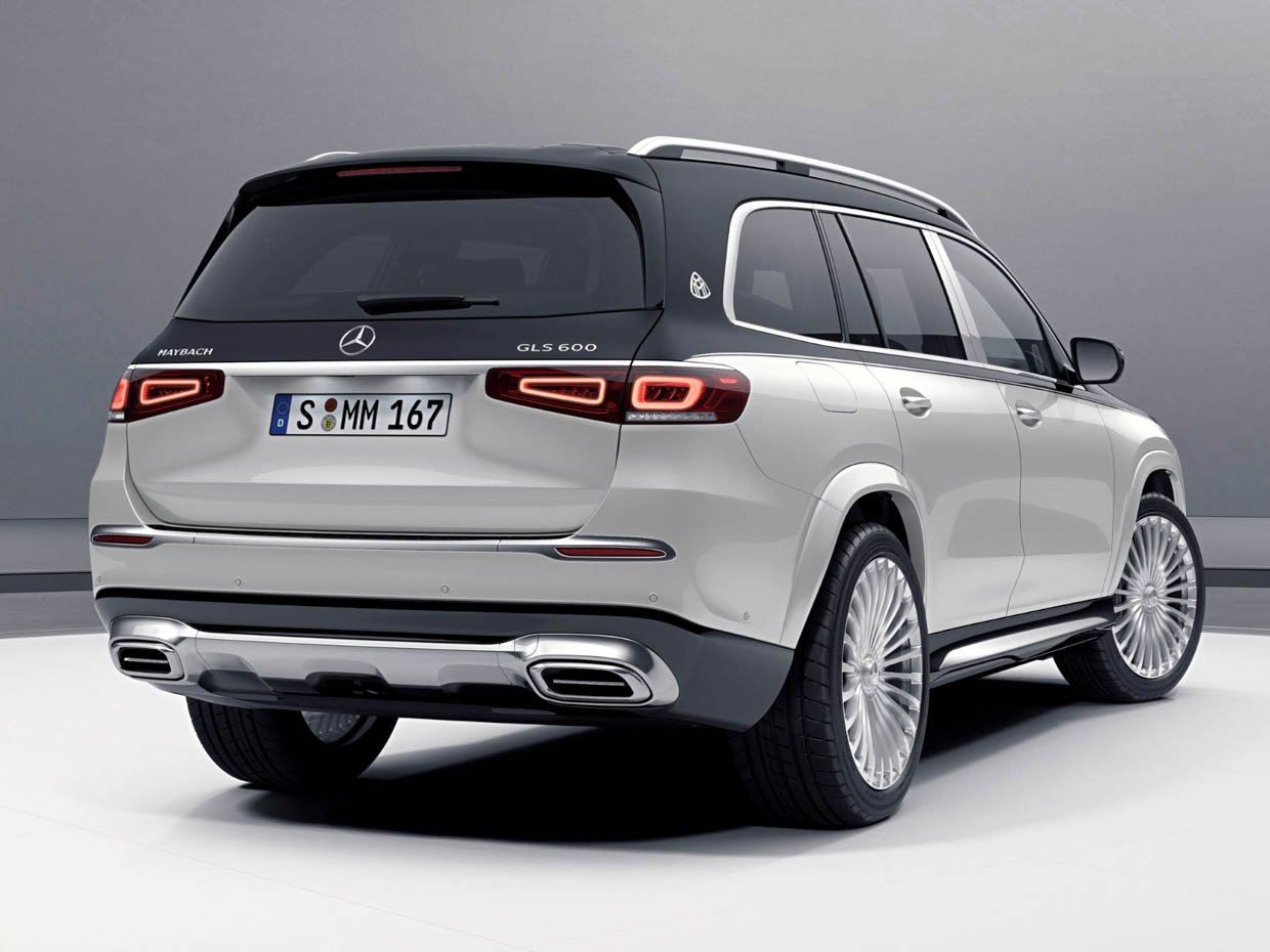 2021 Mercedes-Maybach GLS