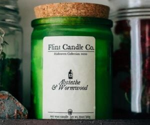 Absinthe and Wormwood Candle