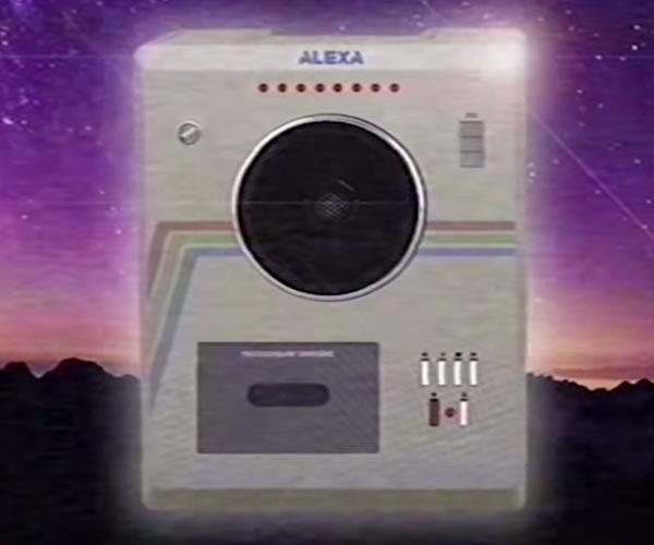 Alexa in 1988