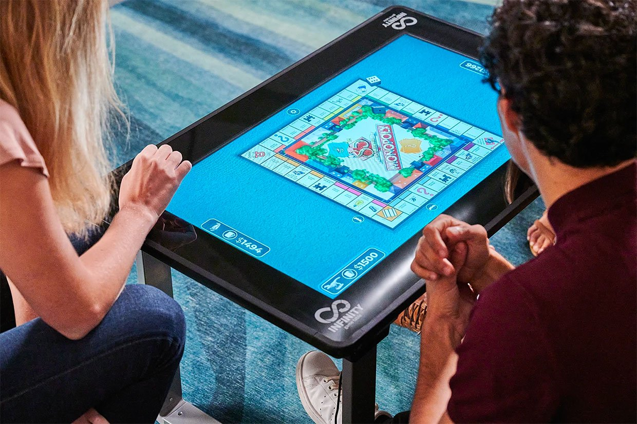 Arcade1Up Infinity Gaming Table