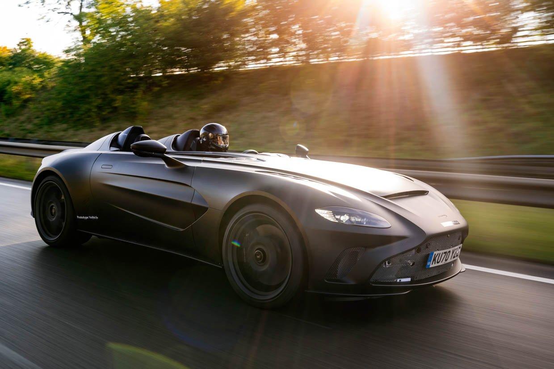 Aston Martin Lagonda V12 Speedster Prototype
