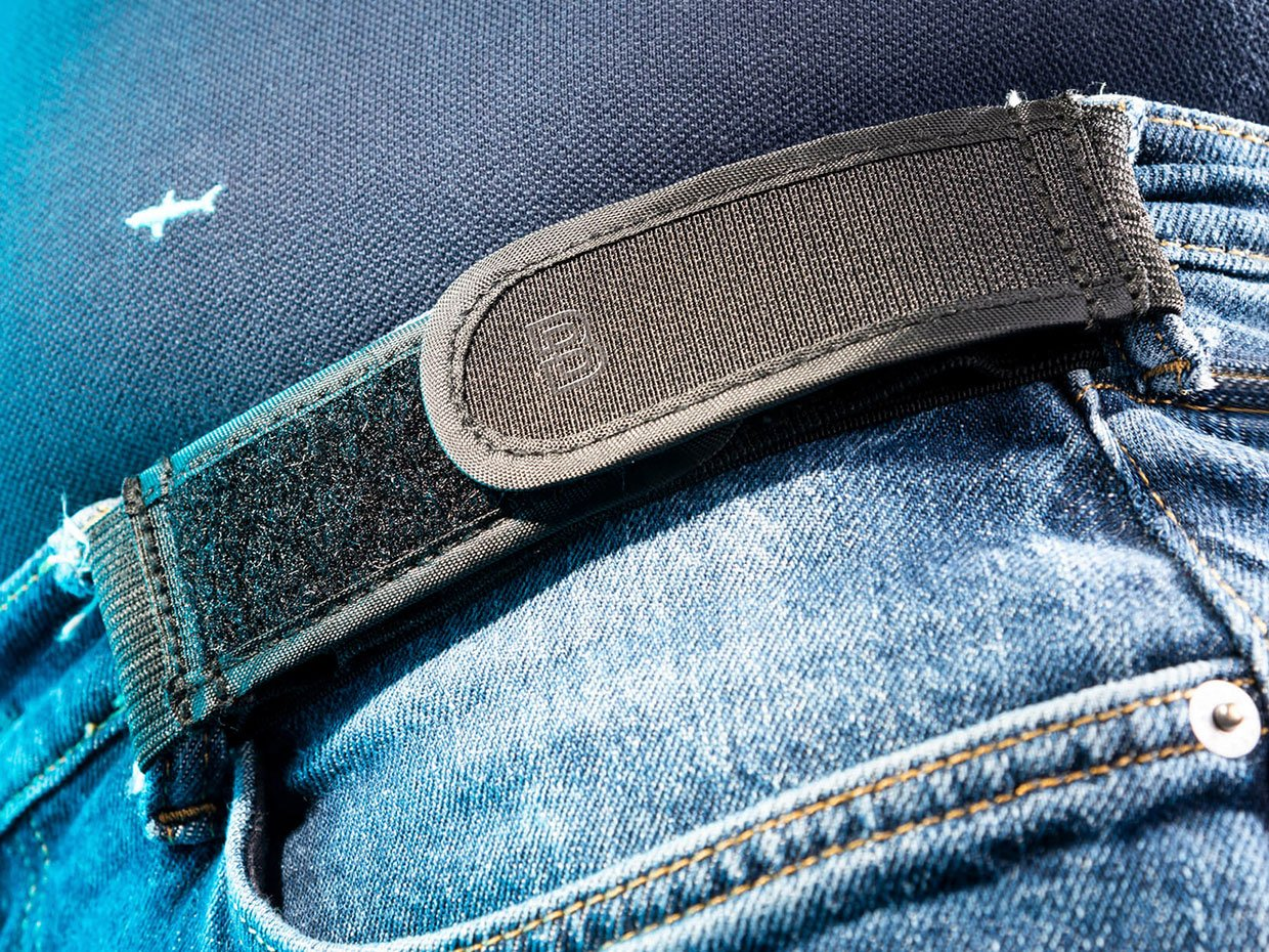 BeltBro No-Buckle Belt