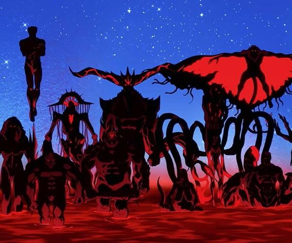 Blood of Zeus (Trailer)
