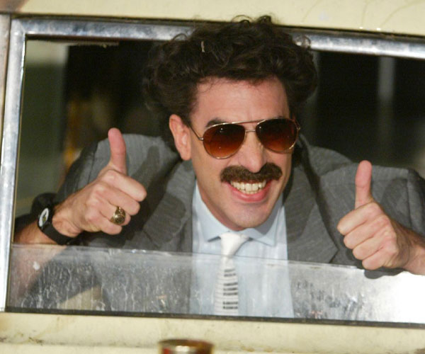 Borat: Subsequent Moviefilm (Trailer)