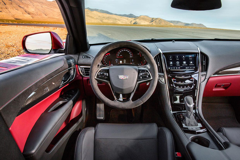 Win a Rare Cadillac CTS-V
