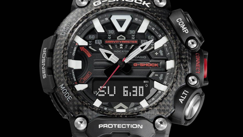 G-SHOCK GravityMaster GRB200