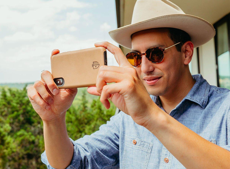 Aeris Copper iPhone Cases