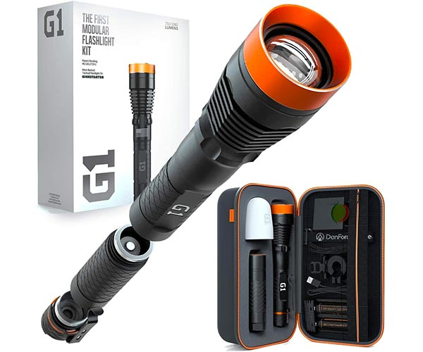 DanForce G1 Modular Flashlight