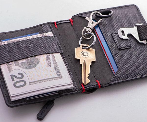 Dango P01 Pioneer Travel Wallet