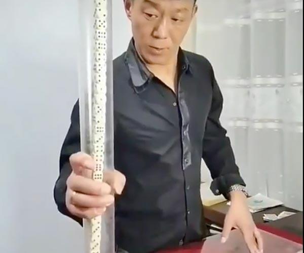 Dice Tower Stacking Skills