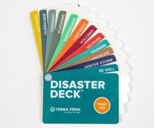 Disaster Deck Survival Cards