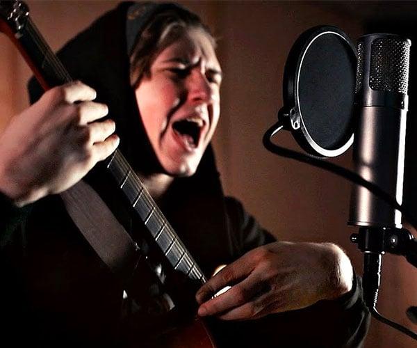 Eminem Fingerstyle Medley