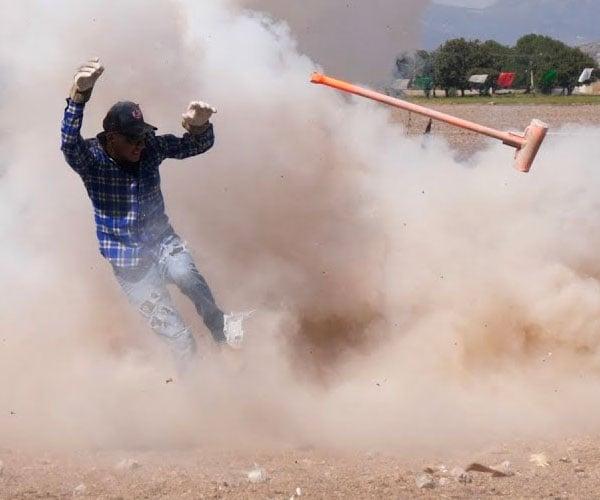 The Exploding Hammer Festival