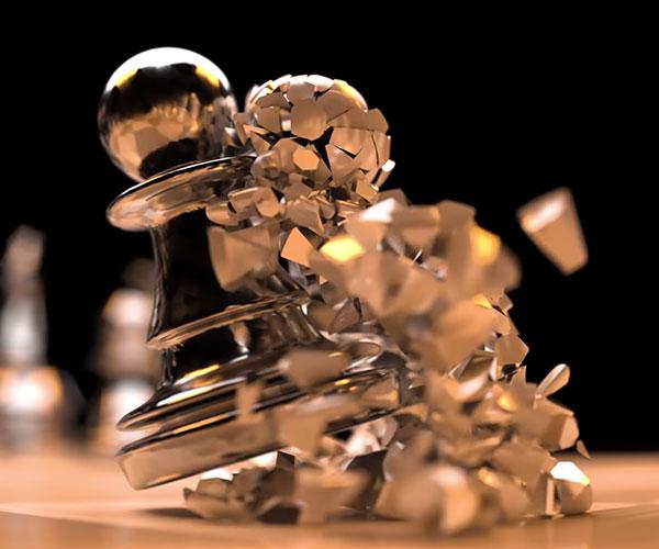 Explosive Chess