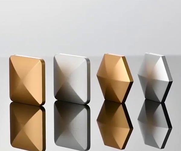 FlipNetik Kinetic Desk Toy