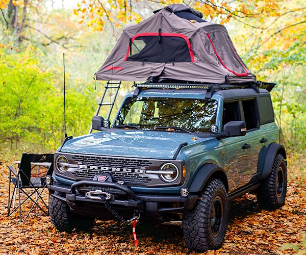 Ford Bronco Overland Concept