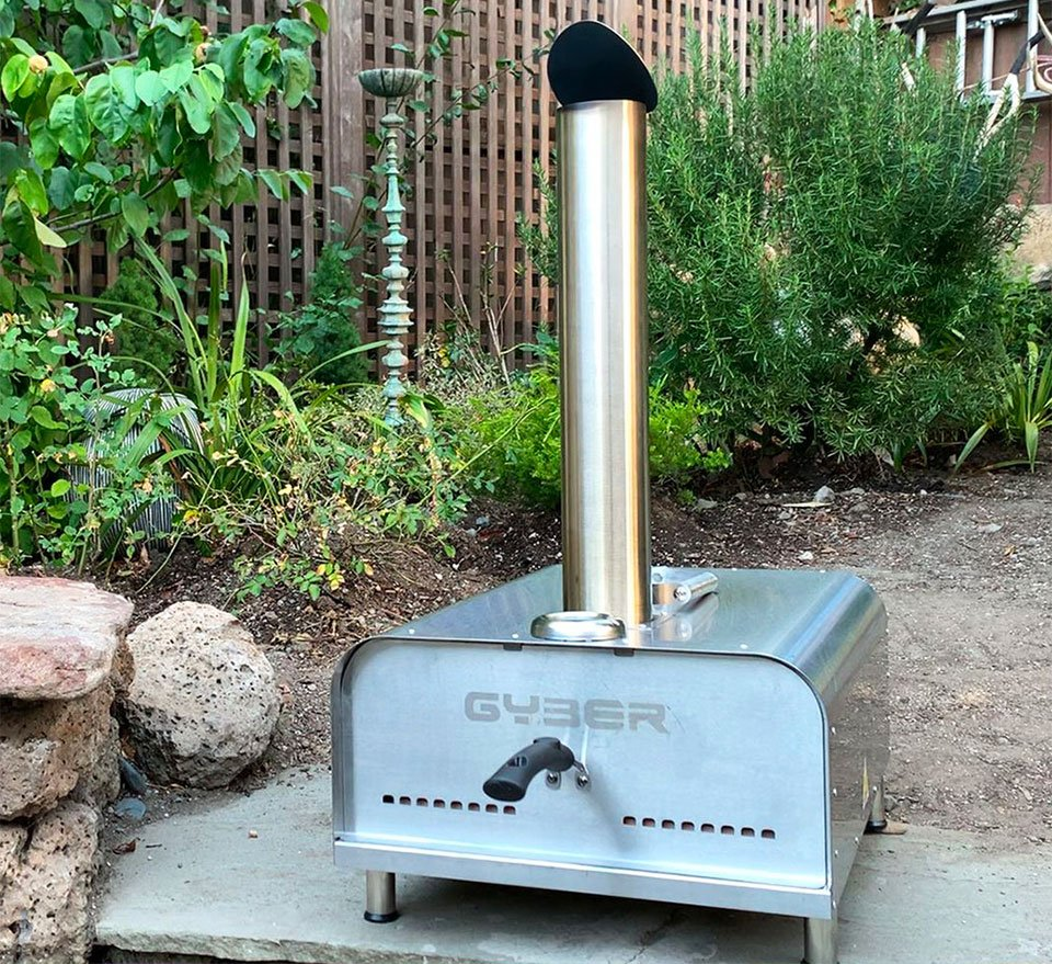 Fremont Wood Fire Pizza Oven